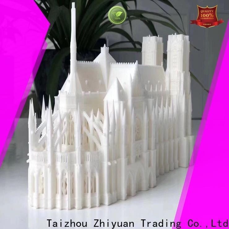 Zhiyuan 3d 3d printing rapid prototyping factory for shipbuilding