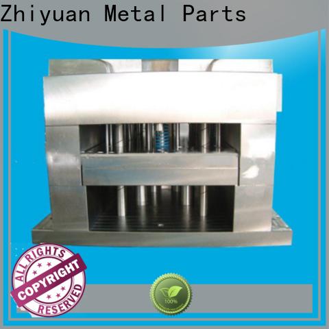 Zhiyuan Custom custom plastic injection molding supply for nuclear field