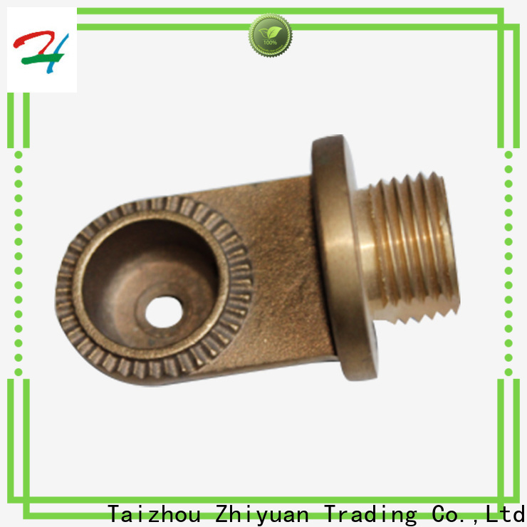 Zhiyuan Wholesale custom metal parts supply for milling