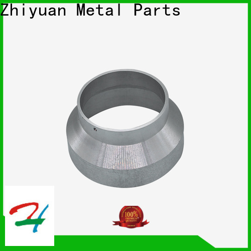 Zhiyuan paper cnc metal parts for business for grinding