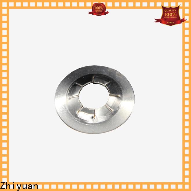Zhiyuan nuts cnc machine parts company electric appliance