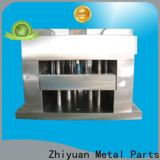 Zhiyuan Best plastic molding supply for aviation field
