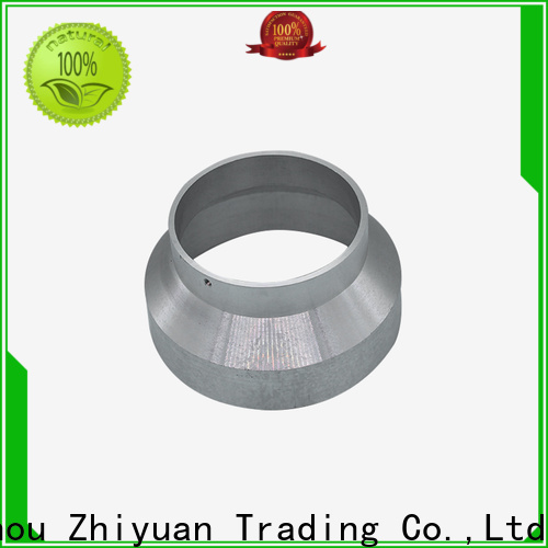 Zhiyuan Latest metal components company for CNC machining