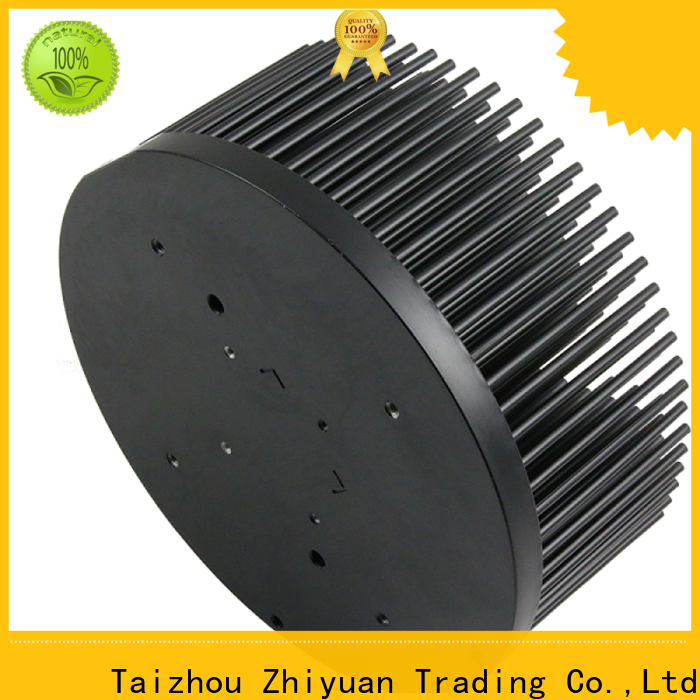 Zhiyuan High-quality lamp base parts for business for light component