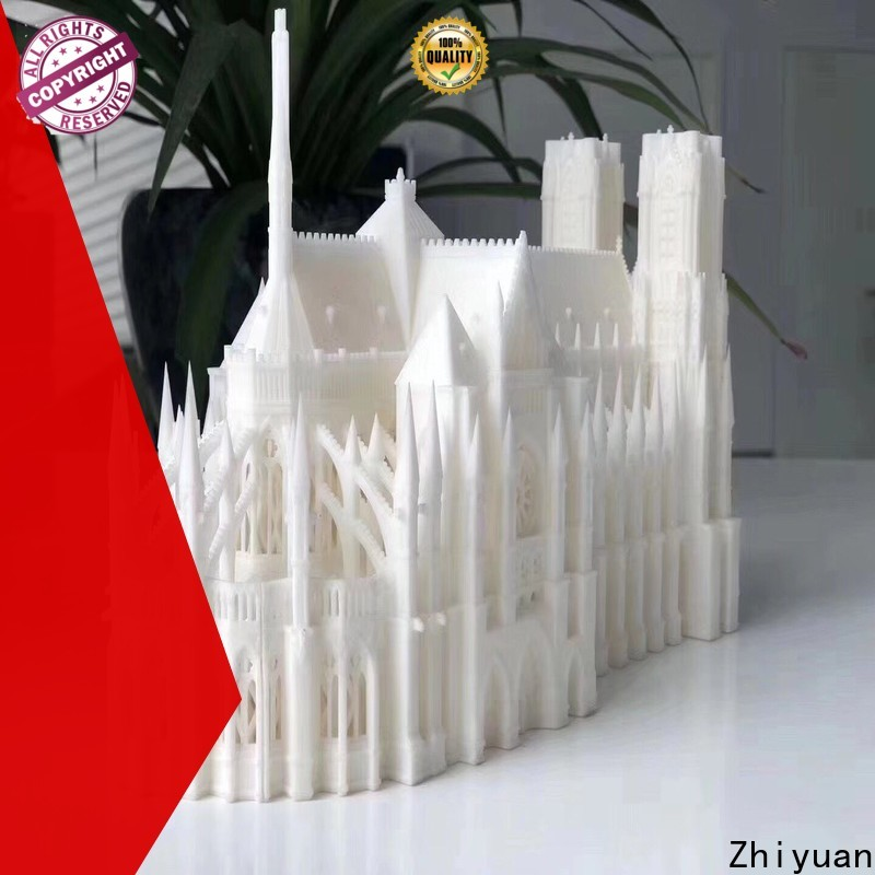 Zhiyuan Best 3d printing prototype for business for machinery field
