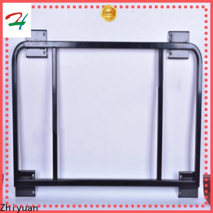 Zhiyuan caddy metal base frame manufacturers for stamping metal