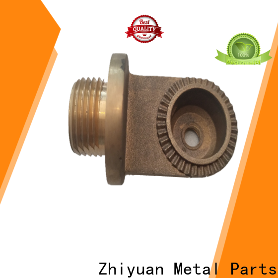 Custom die casting part chrome manufacturers for toy