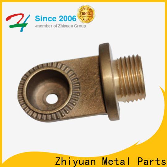 Zhiyuan Custom precision metal parts company for car