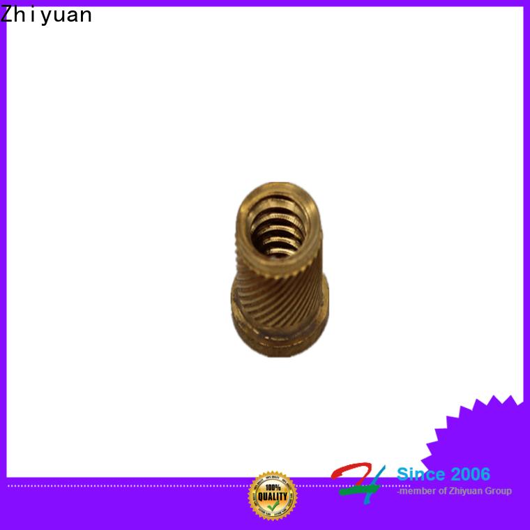 Zhiyuan washer cnc machine parts suppliers electric appliance