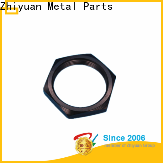 Zhiyuan Latest machined parts manufacturers medical treatment