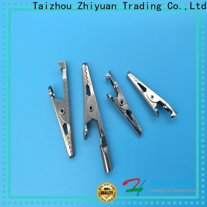 Zhiyuan High-quality precision metal stamping parts manufacturers