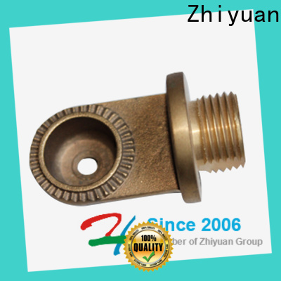 Zhiyuan High-quality metal parts for sale for car