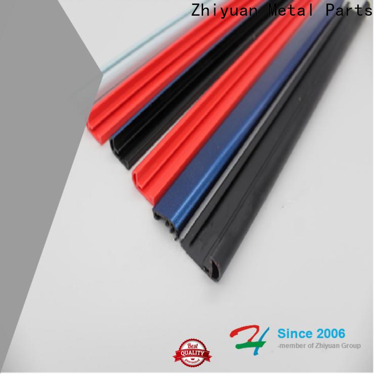 Zhiyuan Best custom plastic components factory auto components