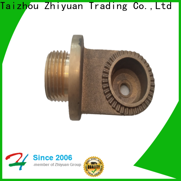 Zhiyuan Wholesale precision die casting manufacturers for auto products