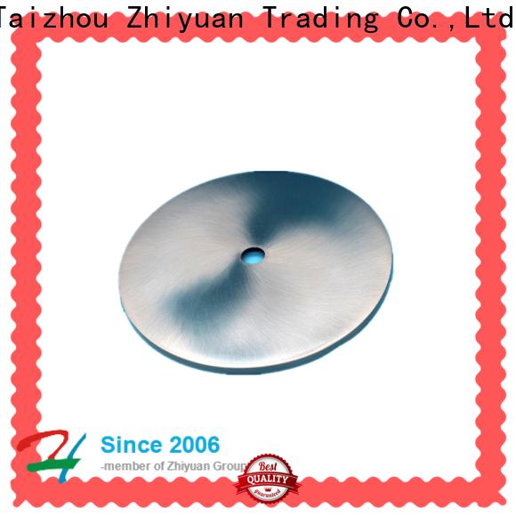 Zhiyuan High-quality metal machining parts factory for forging
