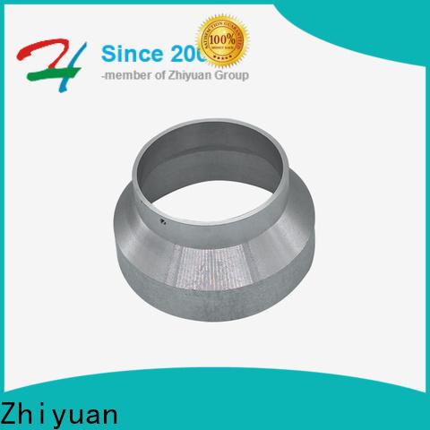 Zhiyuan quality cnc metal parts for sale for CNC center