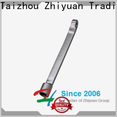 Zhiyuan aluminium precision die casting supply for toy