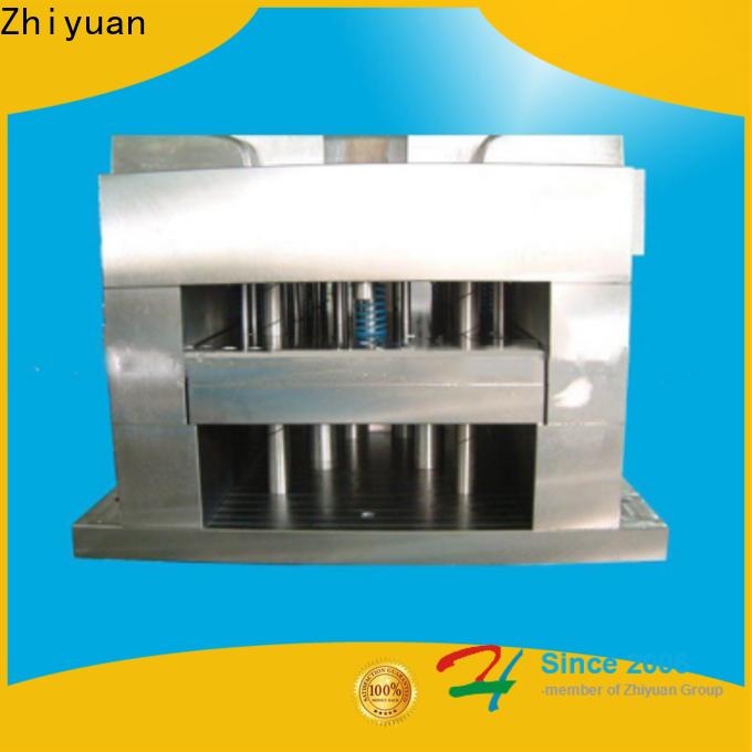 Zhiyuan mould custom plastic molding factory
