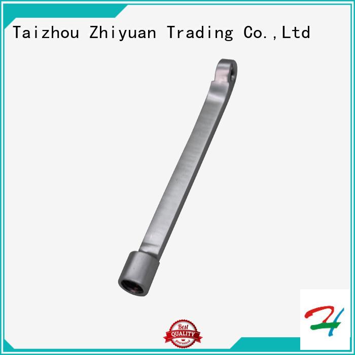 Zhiyuan parts die casting parts for sale medical treatment