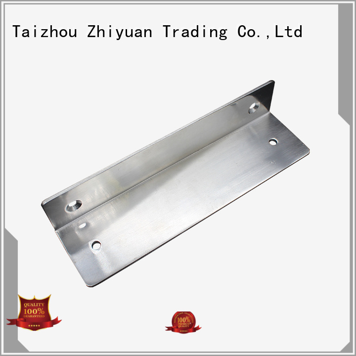 Zhiyuan profile metal stamping parts factory for stamping metal