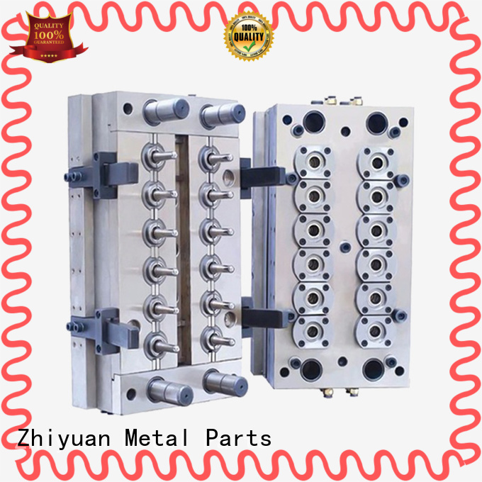 Zhiyuan quality injection moulding for sale for machinery field