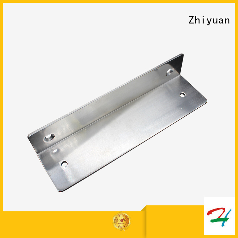 Zhiyuan lshaped precision metal stamping parts for business for metal sheets