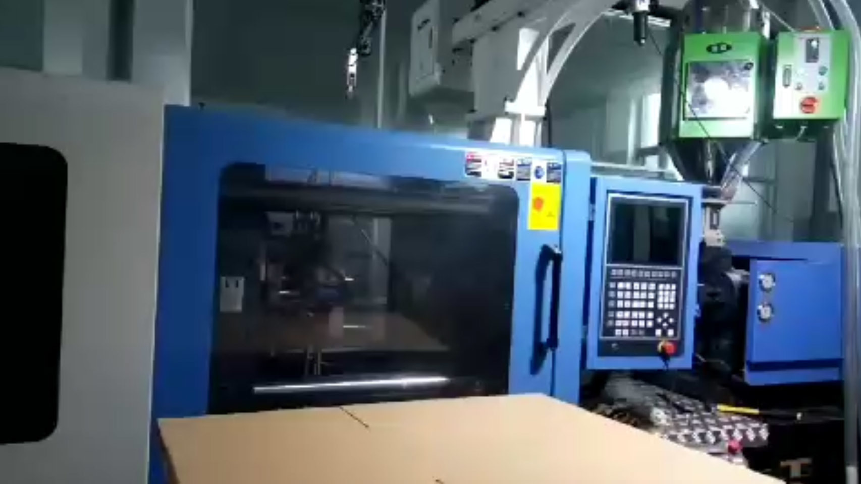 Cnc Machine Parts Production