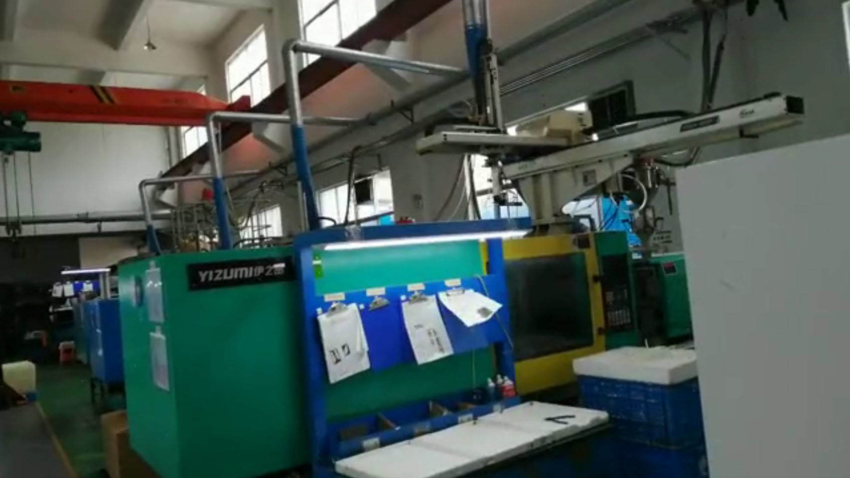 Custom Plastic Parts Production Process