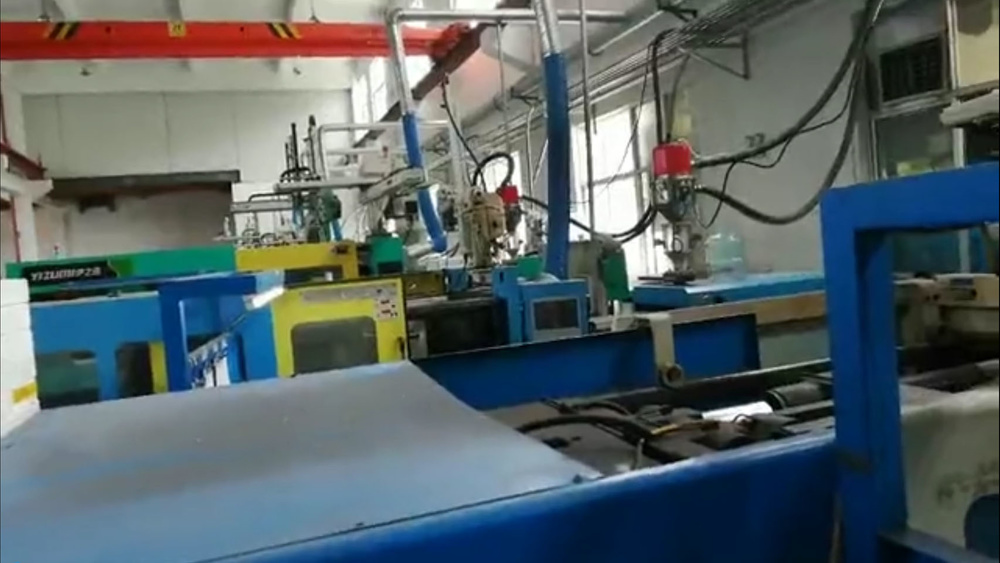 Precision Metal Parts Production Process