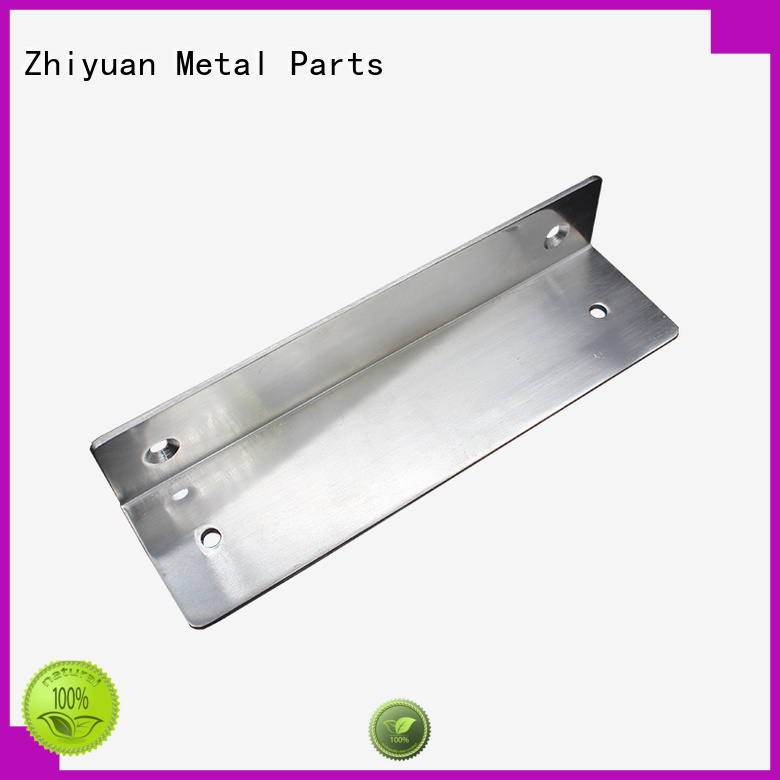 Zhiyuan profile metal stamping parts for business for metal samples