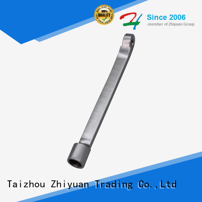 Zhiyuan Best die casting part company electrical machine