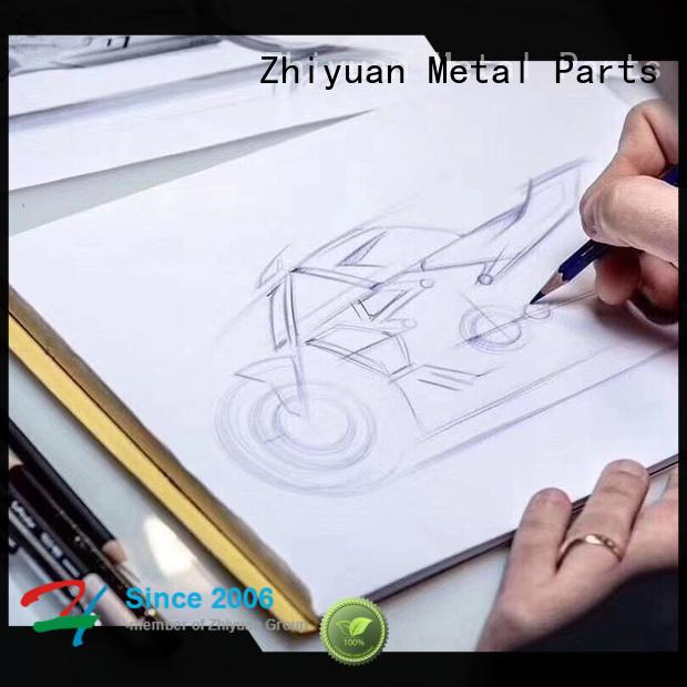 Zhiyuan exquisite rapid plastic prototyping for automotive