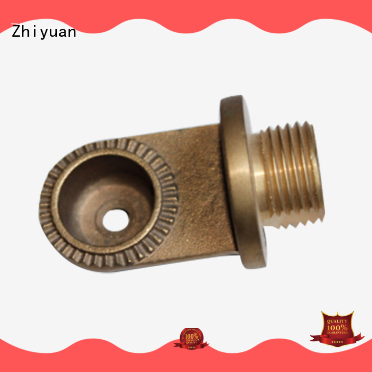Zhiyuan cutter metal parts company for casting