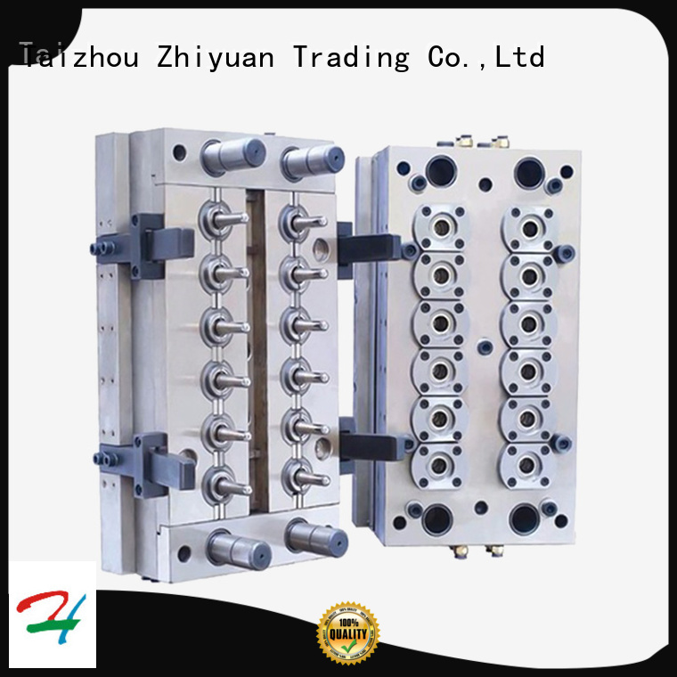 Zhiyuan Latest injection molding molds suppliers for nuclear field