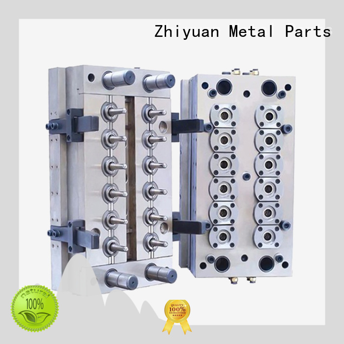 mold injection moulding factory price for machinery field