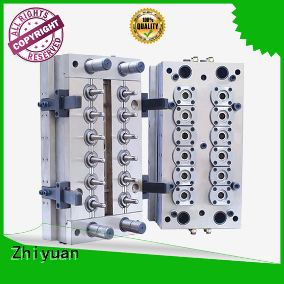 Zhiyuan pet precision molding suppliers for nuclear field