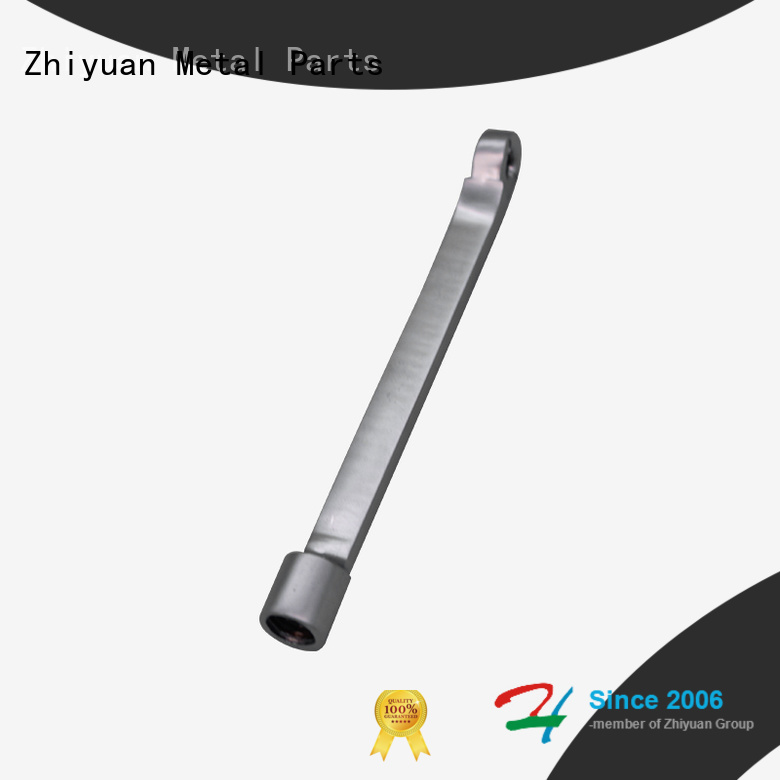 Zhiyuan Top die casting part supply electrical machine