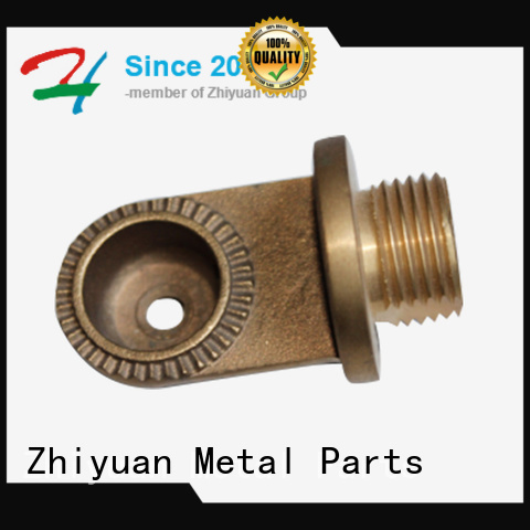 Zhiyuan blade metal components supply for casting