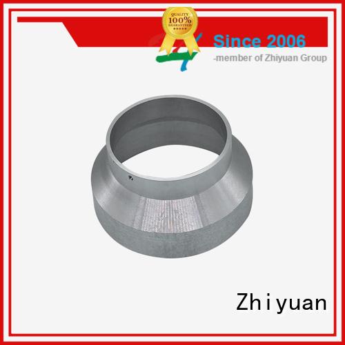 Zhiyuan New custom metal parts company for grinding