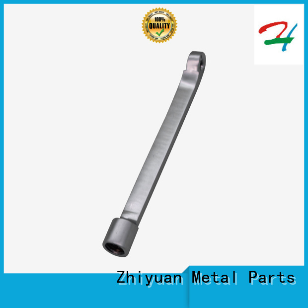 Zhiyuan Custom die casting parts supply electric appliance