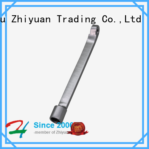 Zhiyuan New precision die casting manufacturers for electronic