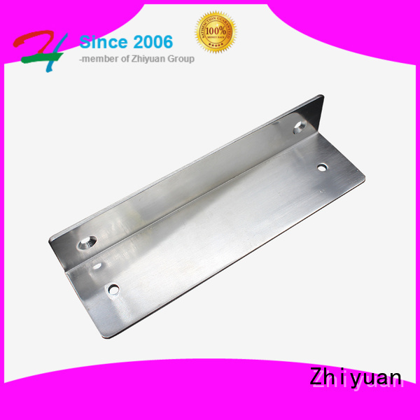 precision metal stamping parts lshaped for business for metal sheets