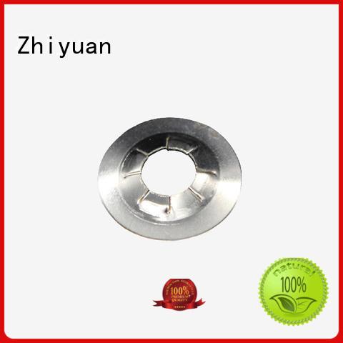 Zhiyuan nuts custom machined parts supply electrical machine