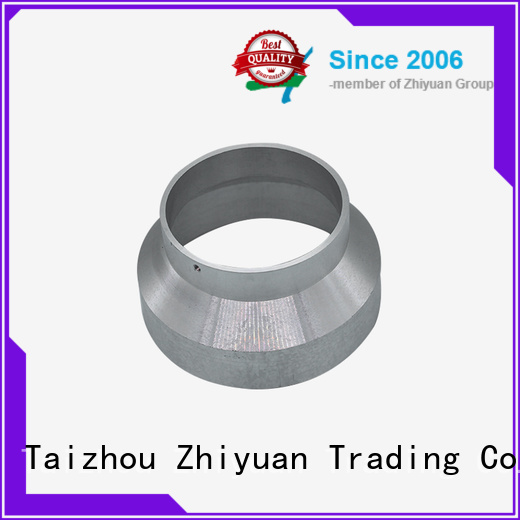 Zhiyuan Custom metal machining parts factory for grinding