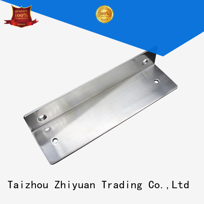 Zhiyuan steel stamping components suppliers for metal sheets