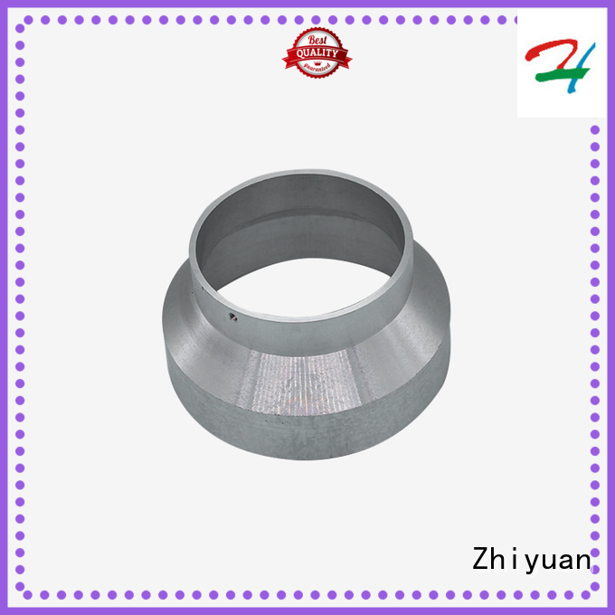 Zhiyuan die cnc metal parts factory for CNC center