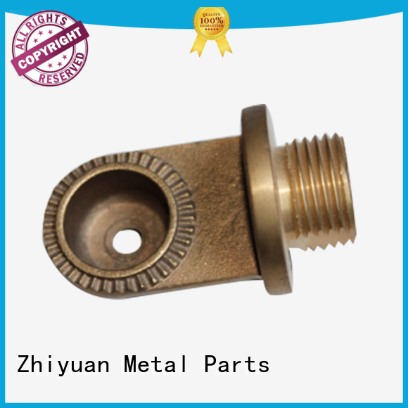 Zhiyuan metal components factory for CNC center