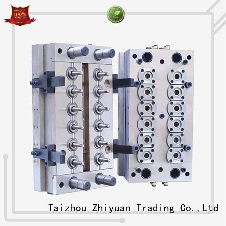 Zhiyuan preform bespoke plastic mouldings suppliers for electronics