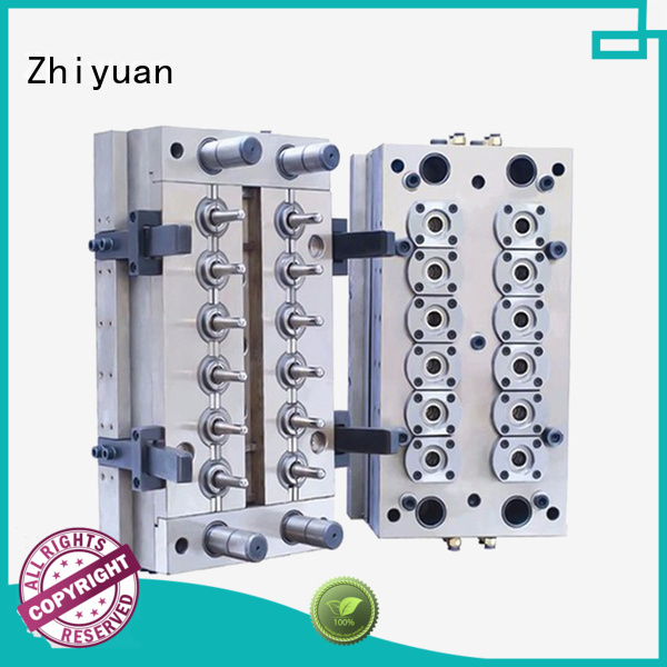 Zhiyuan mould plastic molding for sale for machinery field