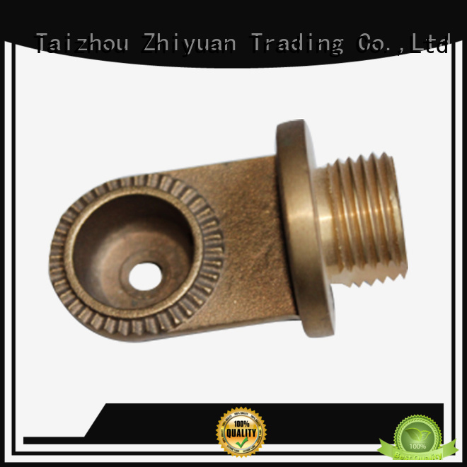 Zhiyuan New cnc metal parts manufacturers for grinding